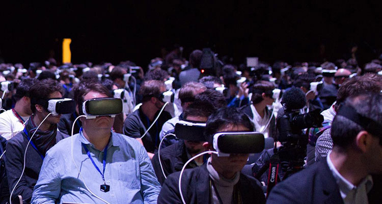 Events and Conferences Powered by Virtual Reality