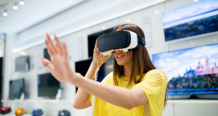 Virtual Reality E Commerce